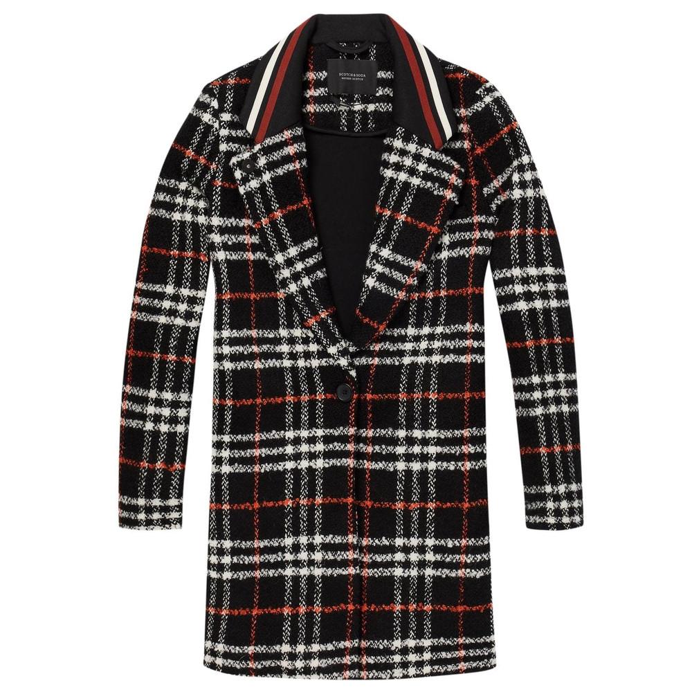 Bonded Wool Jacket - Combo C