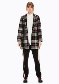 Maison Scotch Bonded Wool Jacket - Combo C