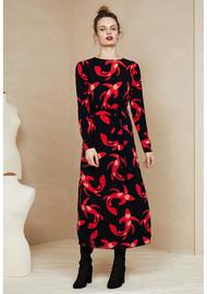 FABIENNE CHAPOT Damaris Dress - Water Art