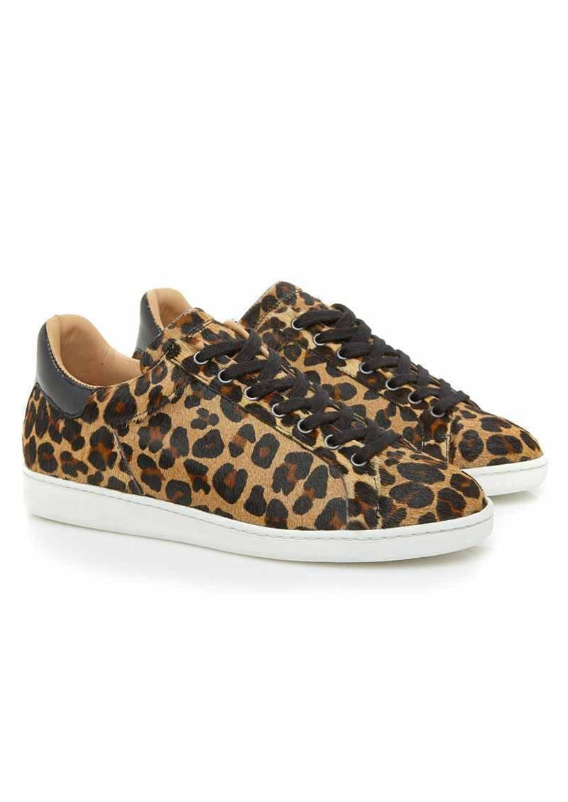 AIR & GRACE Copeland Trainers - Animal Print main image