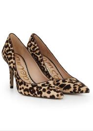 Sam Edelman Margie Heels - Nude Leopard