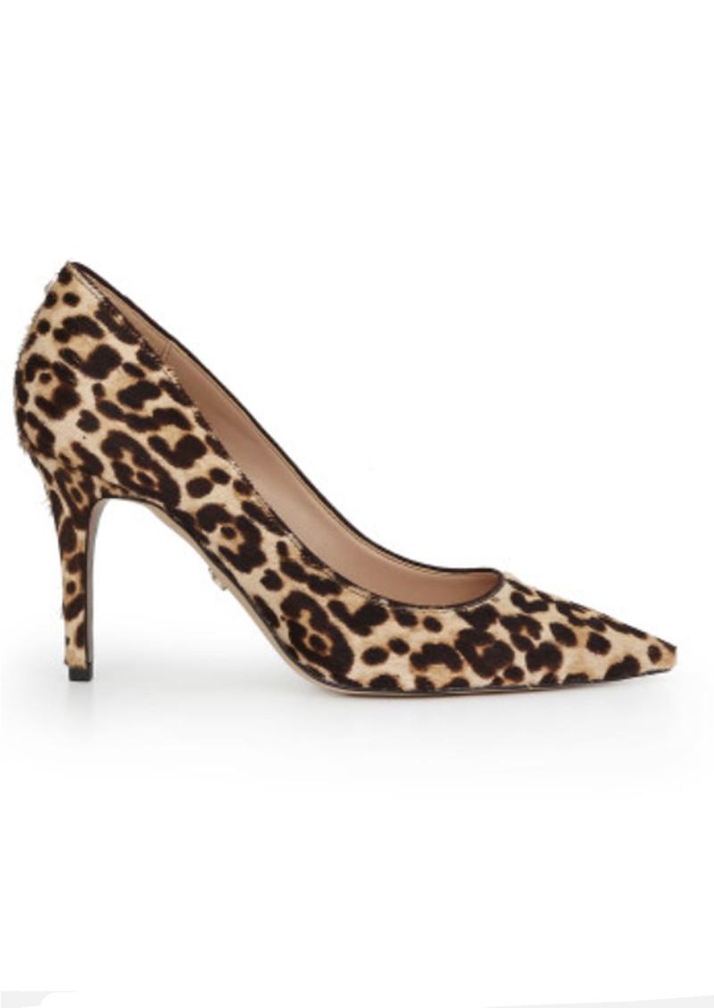 Sam Edelman Margie Heels - Nude Leopard main image