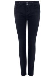 Paige Denim Verdugo Ultra Skinny Velvet Jeans - Midnight Slate