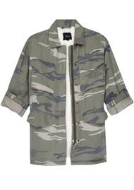 Rails Whitaker Jacket - Sage Camouflage