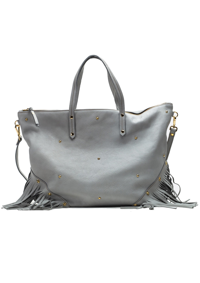 Carpenter Fringe Bag - Grey main image