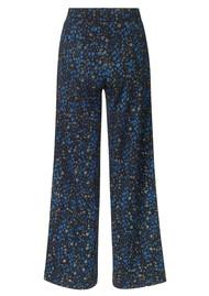 STINE GOYA Magic Trousers - Lilas Black