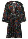 Ba&sh Agathe Dress - Black