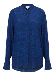 DANTE 6 Vanna Blouse - Digital Blue