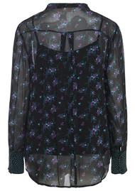 CUSTOMMADE Christelle Shirt - Anthracite Black
