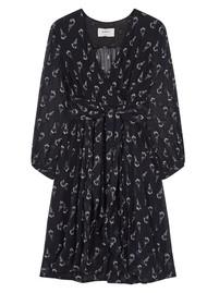 Ba&sh Memory Dress - Black