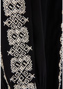 PK BERRY Keira Embroidered Blouse - Black