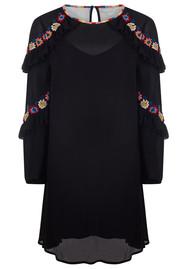 PK BERRY Josephine Dress - Black