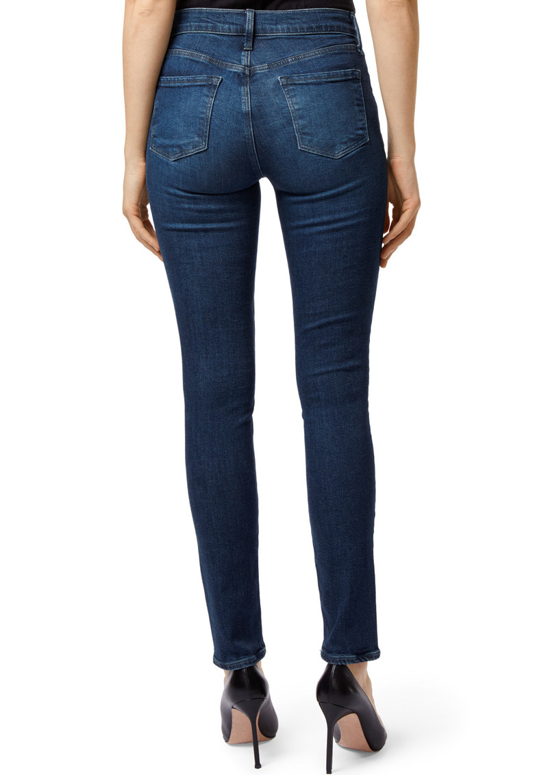 J Brand Maria High Rise Super Skinny Sustainable Jeans - Commit main image
