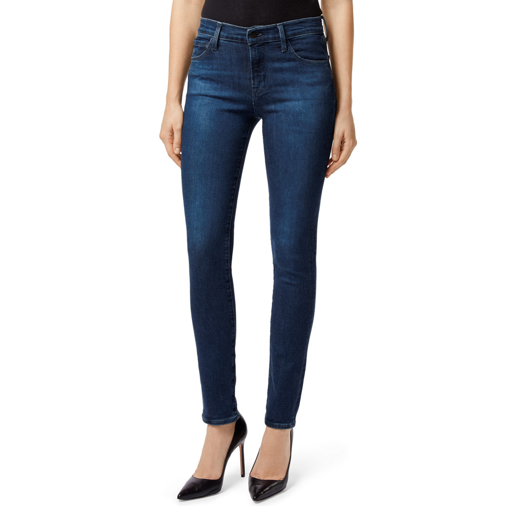 Maria High Rise Super Skinny Sustainable Jeans - Commit