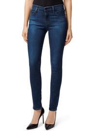 J Brand Maria High Rise Super Skinny Sustainable Jeans - Commit