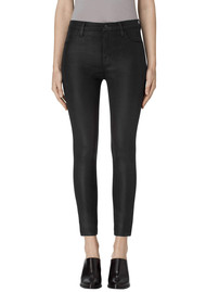 Alana High Rise Cropped Skinny - Fearless