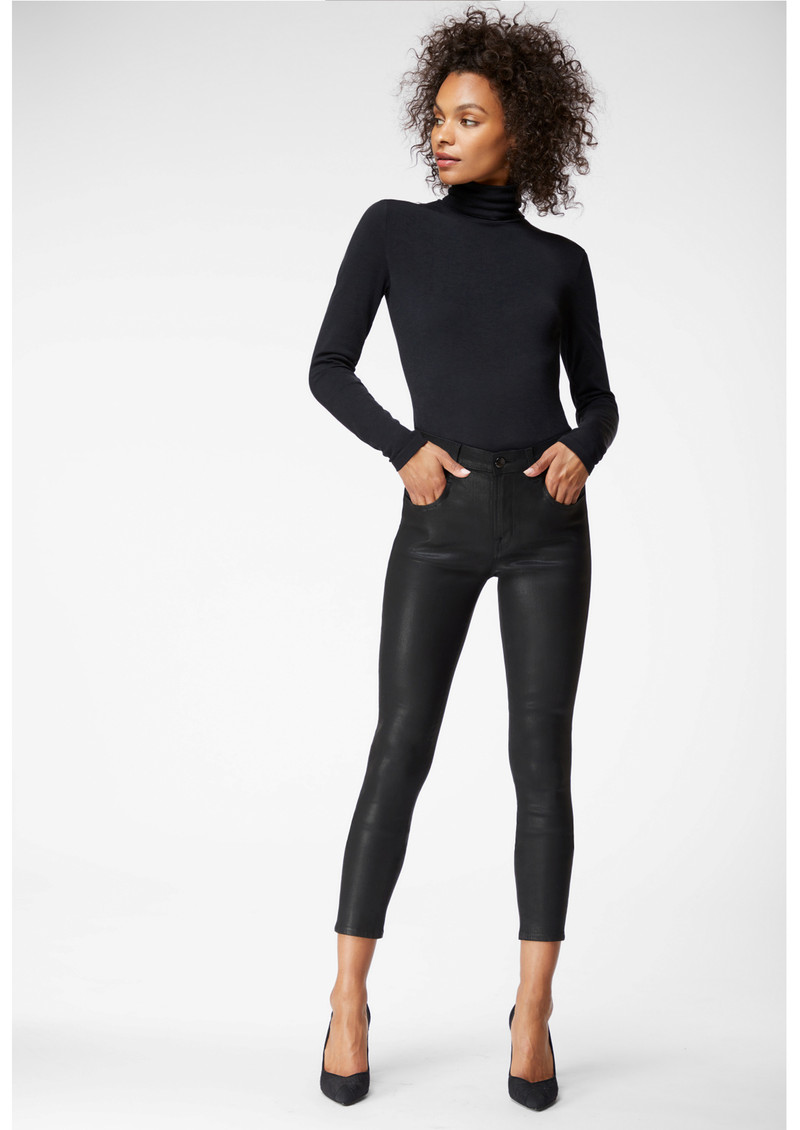 Alana High Rise Cropped Skinny - Fearless main image