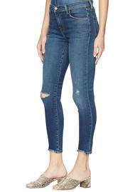 J Brand Alana High Rise Cropped Super Skinny Jeans - Persuade