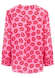 Mercy Delta Stanford Blouse - Kiss Iconic