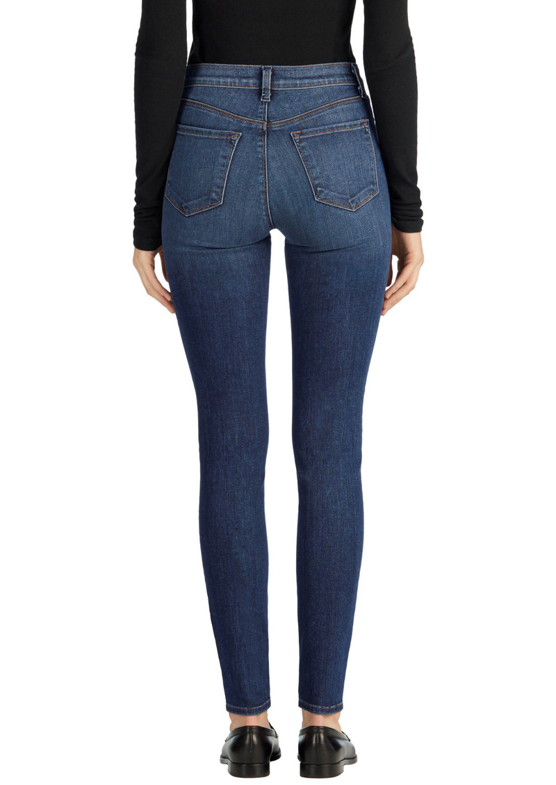 Maria High Rise Skinny Jeans - Fleeting  main image