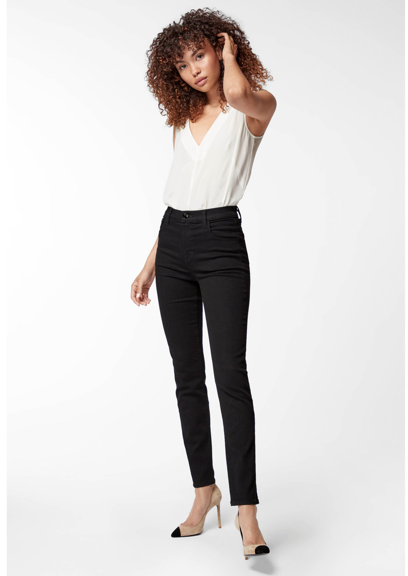 Ruby 30 High Rise Cigarette Leg Jeans - Vanity main image