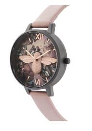 Olivia Burton Twilight Demi Dial Watch in Lilac, Pink & Gunmetal