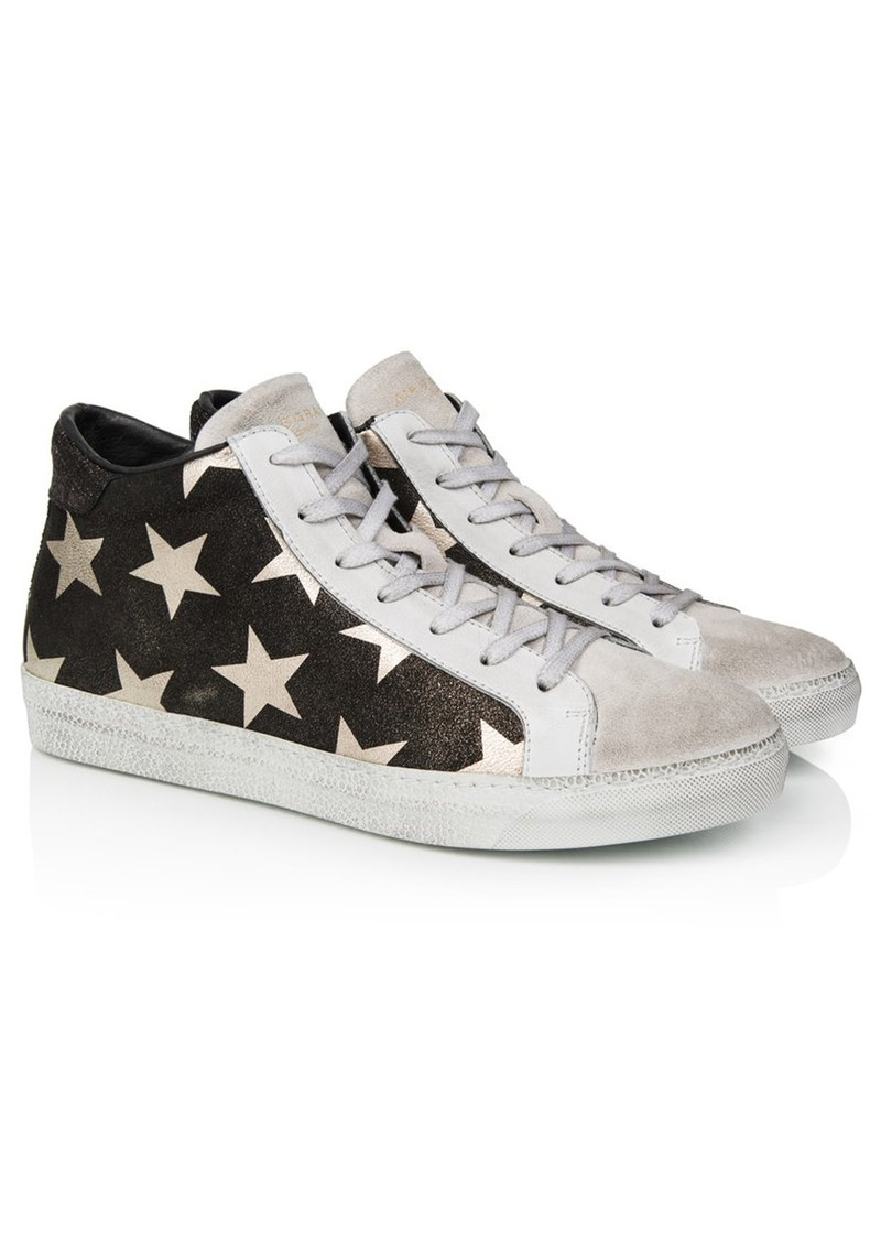 AIR & GRACE Alto Trainers - Black Star main image