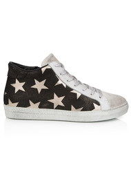 AIR & GRACE Alto Trainers - Black Star