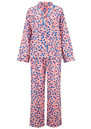 UNIVERSE OF US Leopard Pyjama Set - Rose