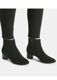 SHOE THE BEAR Aya Suede Ankle Boot - Black