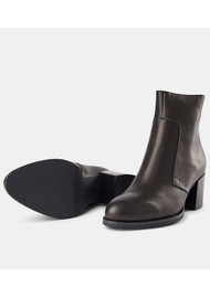 SHOE THE BEAR Ceci Leather Ankle Boot - Black