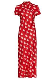 FABIENNE CHAPOT Emery Silk Dress - Flower Print