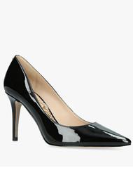 Sam Edelman Margie Heels - Black Patent