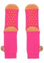 UNIVERSE OF US Slipper Socks - Pom Pom Pink