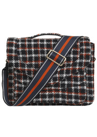 Becksondergaard Mara Check Bag - Black