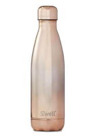 SWELL The Ombre 17oz Water Bottle - Rose Gold