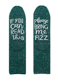 UNIVERSE OF US Sparkle Socks - Fizz