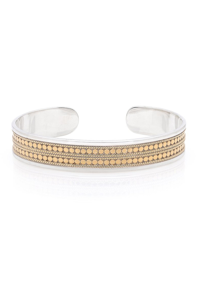 ANNA BECK Beaded Cuff - Gold main image