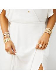 ANNA BECK Beaded Cuff - Gold