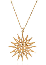 RACHEL JACKSON Rockstar Statement Necklace - Gold