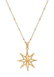 RACHEL JACKSON Rock Star Necklace - Gold