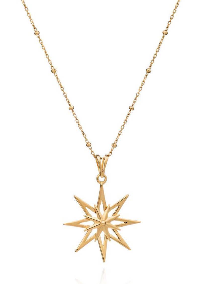 Rock Star Necklace - Gold main image