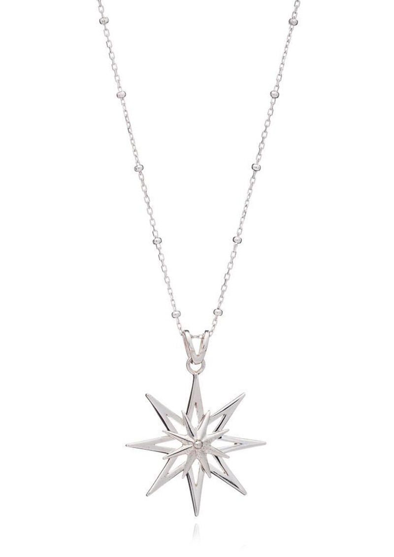 Rock Star Necklace - Silver main image
