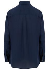 Mercy Delta Goodwood Embellished Shirt - Queen Bee True Blue