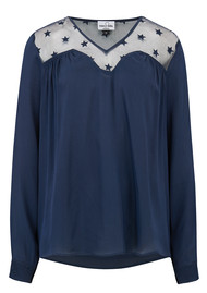 Mercy Delta Knole Blouse  - Lucy Star