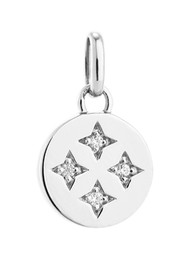 KIRSTIN ASH Bespoke Tiny Constellation Charm - Silver