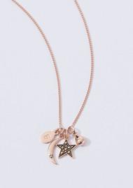 KIRSTIN ASH Bespoke Star Marcasite Charm - Silver