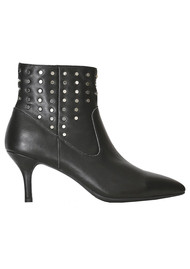 SHOE THE BEAR Agnete West Leather Boots - Black