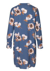 SAMSOE & SAMSOE Hamill VN Dress - Blue Floral
