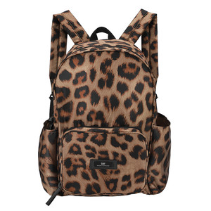 Gweneth P Leo Backpack - Leopard